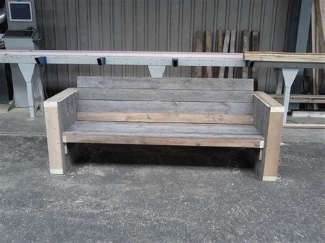 how to build a bench with back diy reclaimed pallet bench outdoor ideas 99 pallets