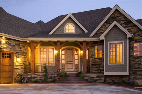 style of home house designs exterior house designs