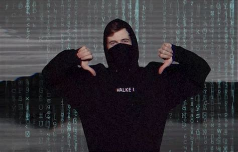 alan walker gif no way thumbs down gif by alan walker official find