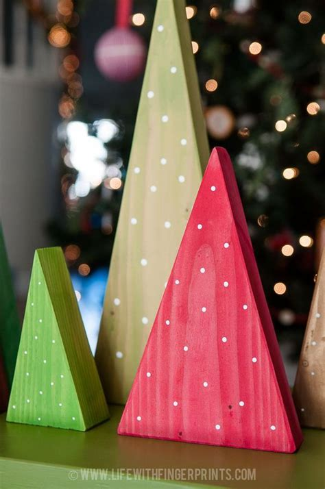 easy wood christmas crafts diy wood crafts for an adorable celebration