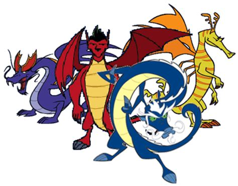 Shape Shifting by Dragons American Dragon Jake Long