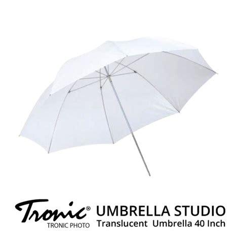 Tronic Umbrella Transparant 33 payung studio umbrella translucent 40inch harga dan