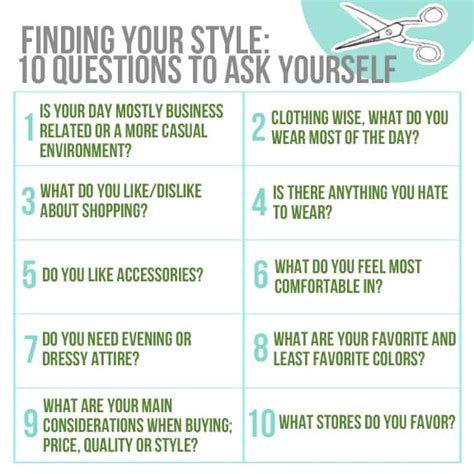 biography questions to ask finding your style 10 questions to ask yourself henry