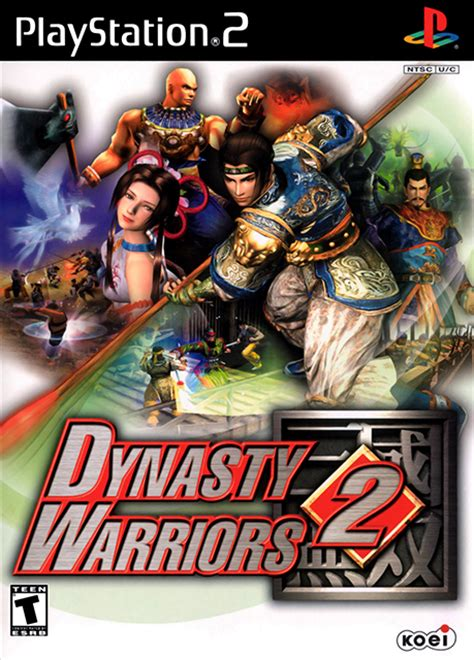 emuparadise the warriors ps2 dynasty warriors 2 europe iso