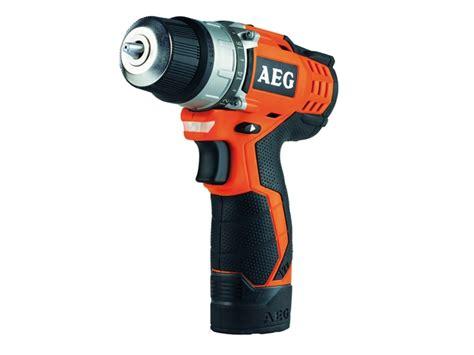 Aeg Bss 12vimpact Driverbor Obeng a e g bs 12c2 l1 12v cordless drill driver 1 x 1 5ah li ion battery aegbs12c2l1