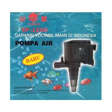 Pompa Aquarium 24 Jam jual yamano sp1200 powerhead fish aquarium pompa celup