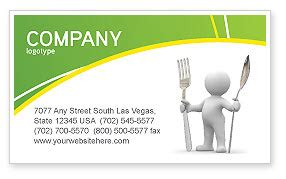 meal card template meal business card template layout meal