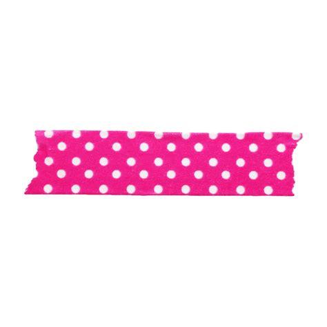 Bright Colored Desk Accessories by Bright Desk Accessories Mini Roll Pink Polka Dot Washi Doozie Study Room