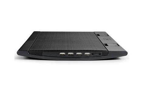 Murah Cooling Pad Dual Fan Type N139 murah berkualitas bergaransi cooling pad notebook deepcool wind pal black els computer