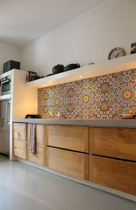 pareti originali per interni 30 originali decorazioni per pareti di cucina in diversi