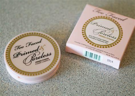 Primed Poreless Pressed Powder faced primed and poreless pressed powder review koja