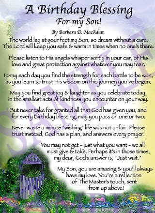 Birthday Prayer For by A Birthday Blessing For Dads And Birthdays