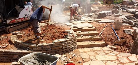 Landscape Construction Landscape Construction Beautiful Outdoors
