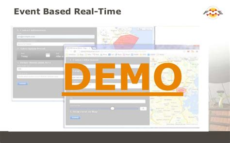 FME Server Meets the Challenge of Real time