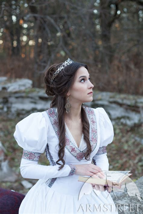 princess dress  period  medieval