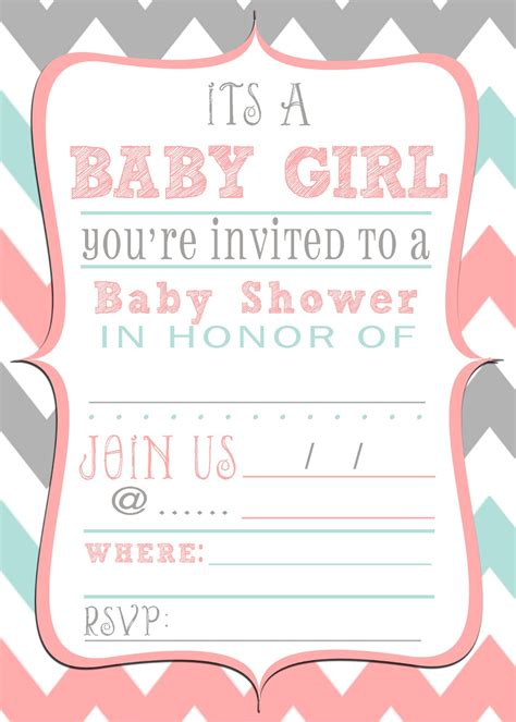 free templates for baby shower invitations girl mrs this and that baby shower banner free downloads