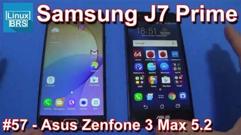 Samsung J3 Pro Vs Asus Zenfone 3 Max samsung galaxy j7 prime e asus zenfone 3 max 5 2 especifica 231 245 es