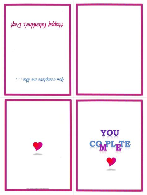printable card templates easy gift ideas free printable gifts