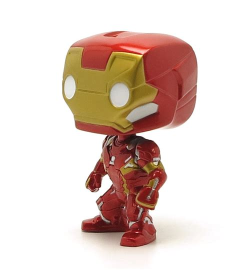 Funko Iron Civil War funko pop iron civil war artoyz