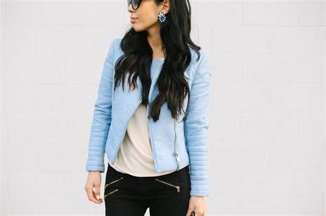 light blue leather jacket womens light pink leather jacket www pixshark com
