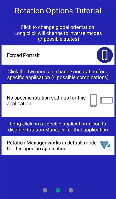 android screen rotation not working guide screen rotation for specific apps on android