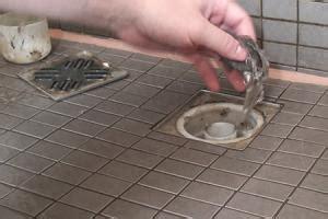 Siphon Dusche Ausbauen by Waschbecken Siphon Reinigen Der Flaschensiphon