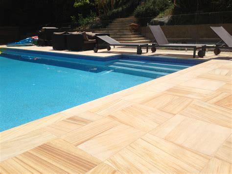 pool pavers sandstone pavers in melbourne australia