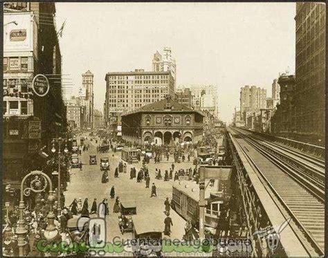 fotos antiguas new york city recrean un google maps del new york del siglo xix