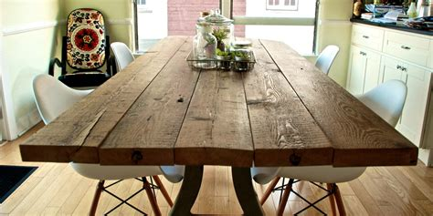 How To Make A Reclaimed Wood Dining Table Diy Reclaimed Wood Dining Table Top Woodworking Projects