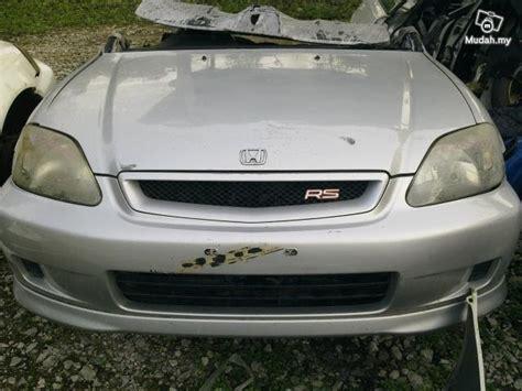 Cermin Depan Civic Fd pusaka jalanan bodypart depan belakang silver ek virs