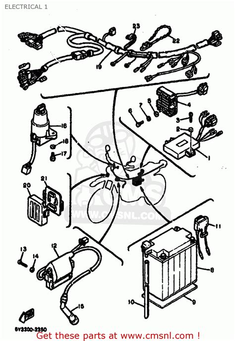 yamaha xt 125 x wiring diagram wiring diagram not center