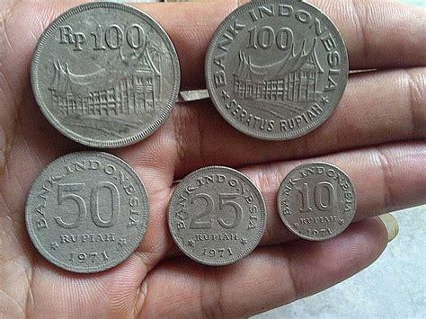 Uang Antik 5 Rupiah Kecil Langka Koin Kuno Koin Antik Koin Langka