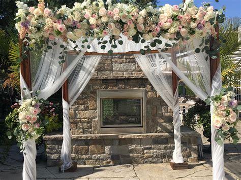 Wedding Arch Rental Toronto by Chuppah Mandap Wedding Arch Arch Rentals In Gta Burlington