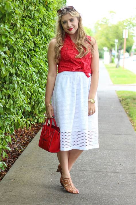 7 Ways To Wear Eyelet by 1 Skirt 4 Ways How To Wear Eyelet Skirt Northwest