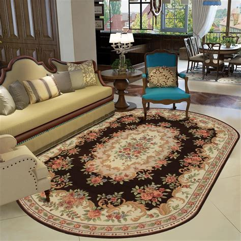 xcm oval europe carpets  living room home bedroom