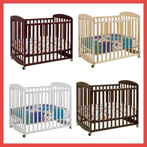 Colored Baby Cribs 4 Modern Baby Cribs For Small Rooms That Everyone