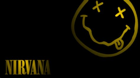 wallpaper tumblr nirvana nirvana logo wallpapers wallpaper cave