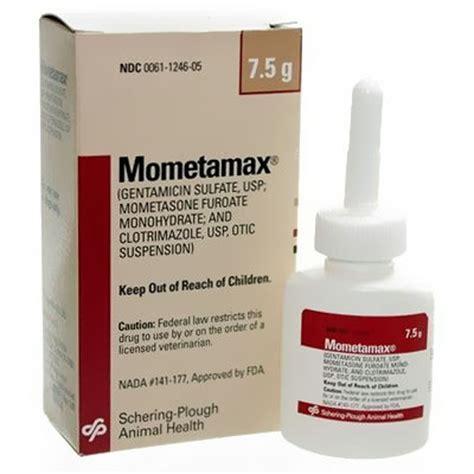 mometamax for dogs mometamax otic suspension 7 5gm bottle