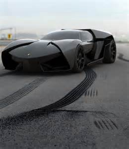 Ankonian Lamborghini Lamborghini Ankonian Concept Reventon Meets Batmobile