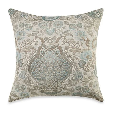 bed bath and beyond pillow inserts majesty aquamarine 24 inch throw pillow bed bath beyond