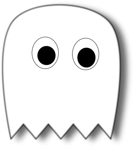pacman ghost coloring pages free coloring pages of pacman