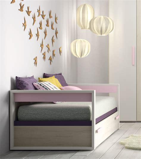 camas juveniles nido camas nido con dos o tres camas ideales para ganar espacio