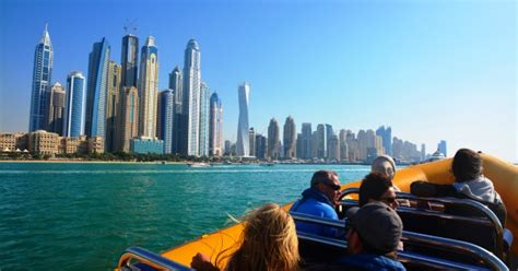 speed boat ride dubai dubai speed boat tour dubai yellow boat
