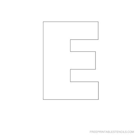 printable large letter stencils free image gallery letter stencils large
