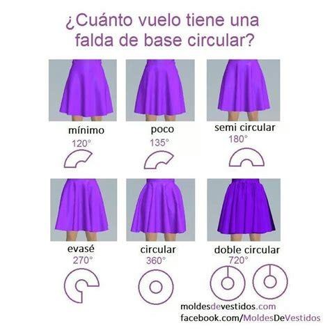 como hacer una falda cana media falda circular triple buscar con google patrones
