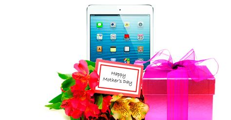Affordable Mothers Day Gifts For Tech Savvy by Get In Gear The Real Deal By Retailmenot