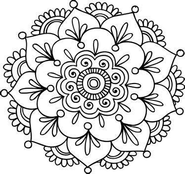 imagenes de mandalas florales mandala pattern dibujo mandala flor de loto para estar