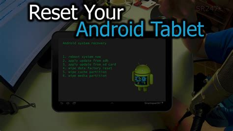wipe an android tablet 28 images securely wipe your android tablet before selling it การ - How To Factory Reset Android Tablet