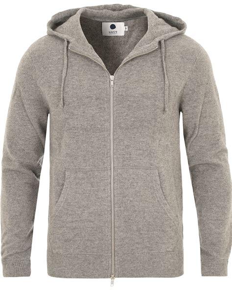 light grey zip hoodie nn07 wool zip hoodie light grey hos careofcarl com