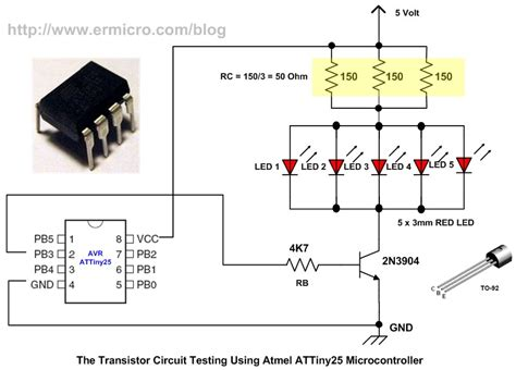 transistor used as a switch transistor switch electronic components